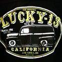 chemise de travail lucky 13 murder truck