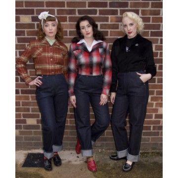 Jean buckleback 1940 Freddies