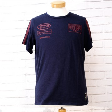 Tee shirt Heuer Racing Grandprix Originals