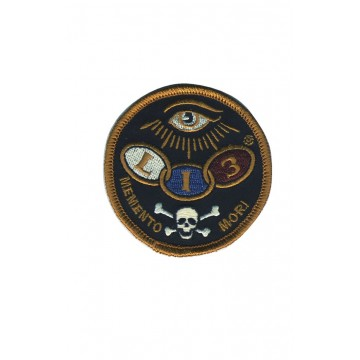 patch Dead eye Lucky 13
