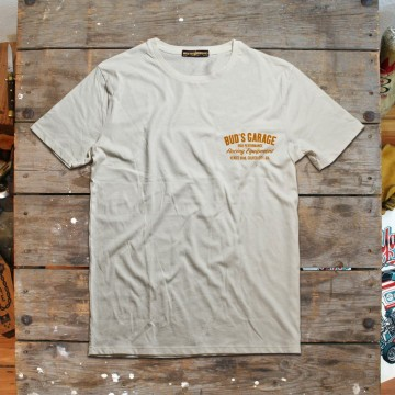 Tee shirt Bud's Garage Harry Damson
