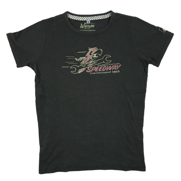 Tee shirt Speedway Carbone Warson Motors