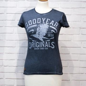Tee shirt femme Kennwick Goodyear