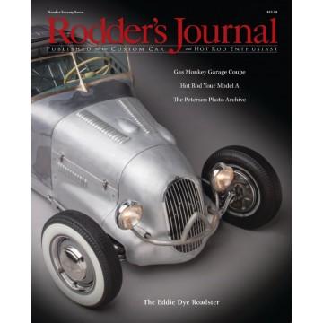 Rodder's journal n°77 Cov B