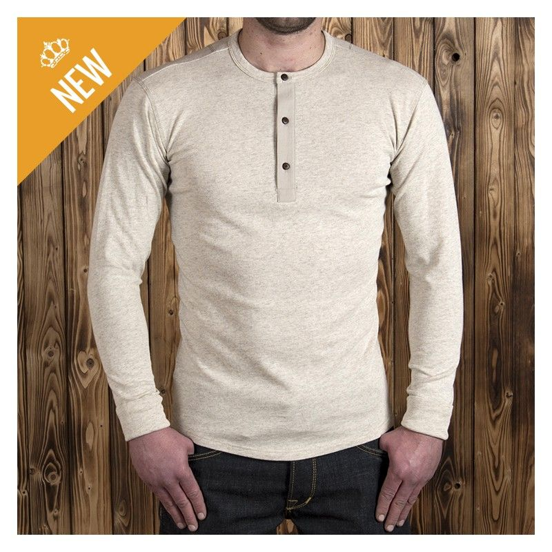 polo Henley 1927 Pike Brothers