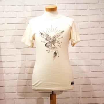 Tee shirt eagle Fleurs de bagne