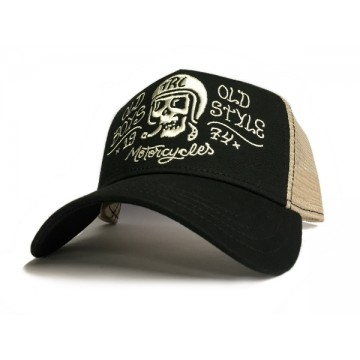Casquette old boys trukker Rokker Company
