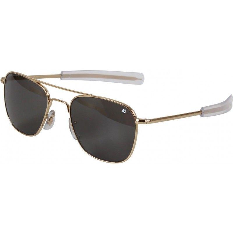 Original US pilot glasses Or 55 mm