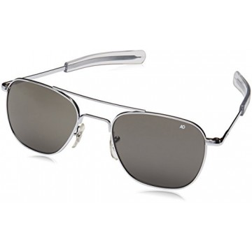 Original US pilot glasses chrome 55 mm