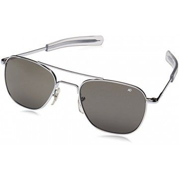 Original US pilot glasses chrome 57 mm