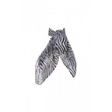 scarf retro zebre