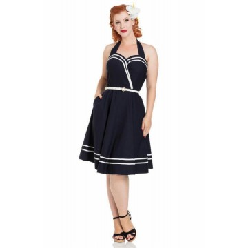 Robe retro nautical