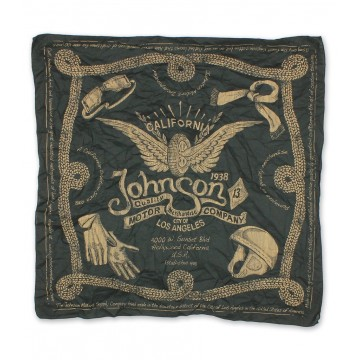 Bandana navy Johnson Motors