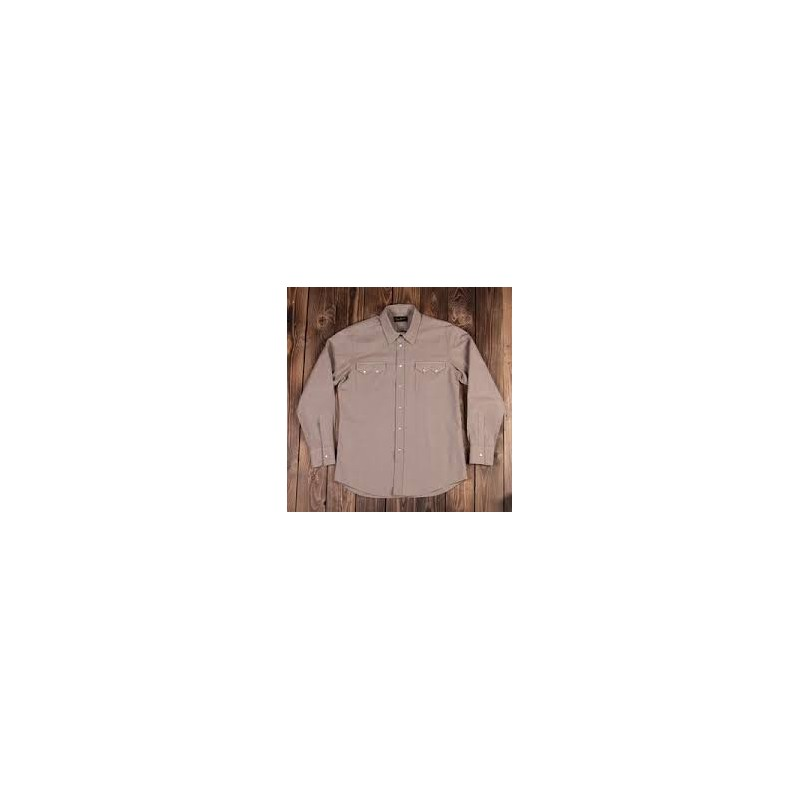 Chemise Saw tooth 1963 Pike Brothers