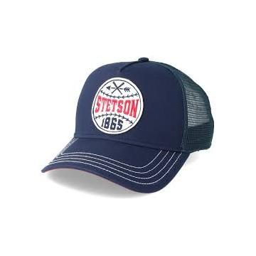 Casquette trucker baseball Stetson
