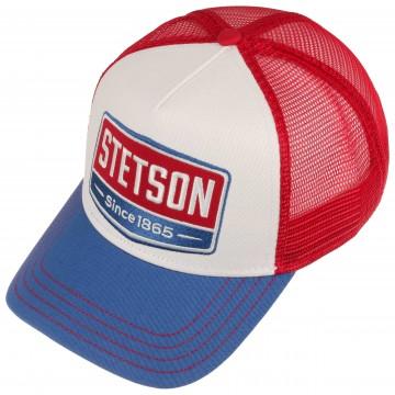 Casquette trucker Gasoline Stetson