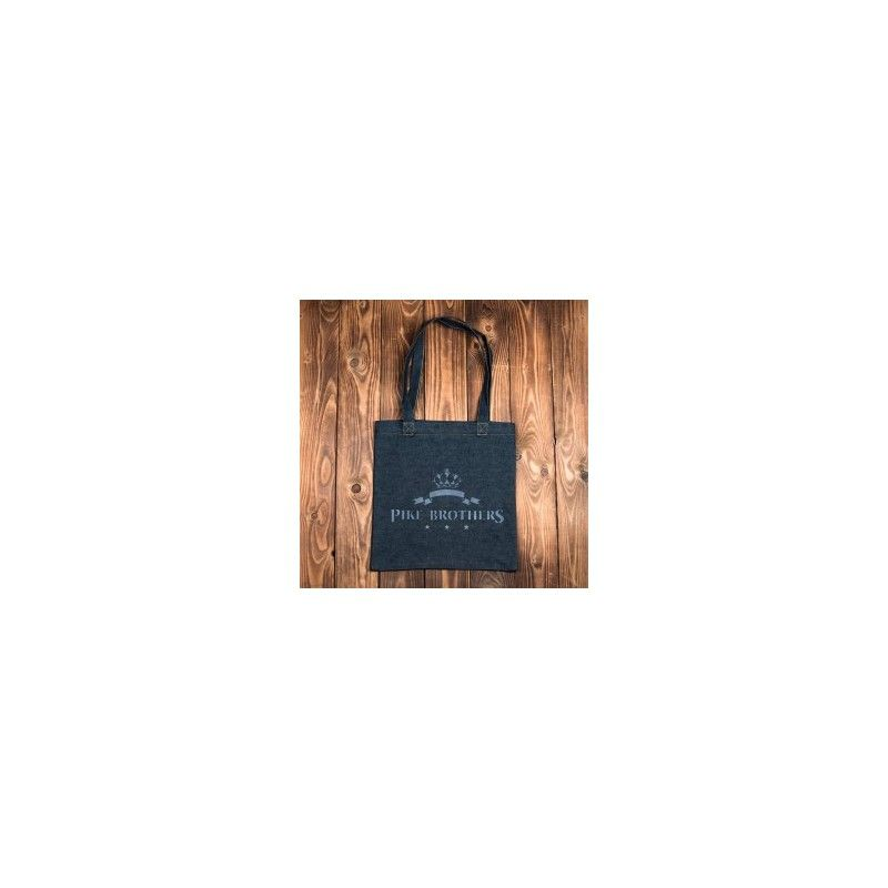 sac logo denim Pike Brothers