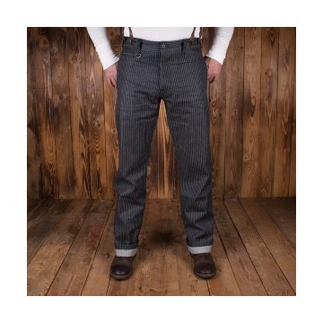Pantalon Hunting pant 1942 bleu wabash Pike Brothers
