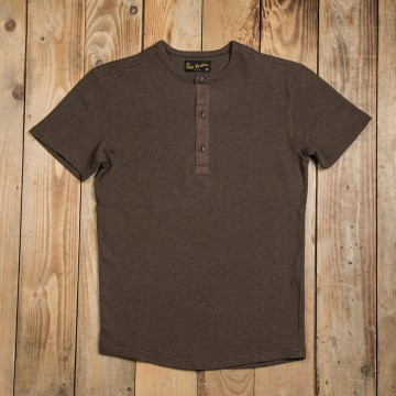 Utility shirt 1954 MC brown Pike Brothers