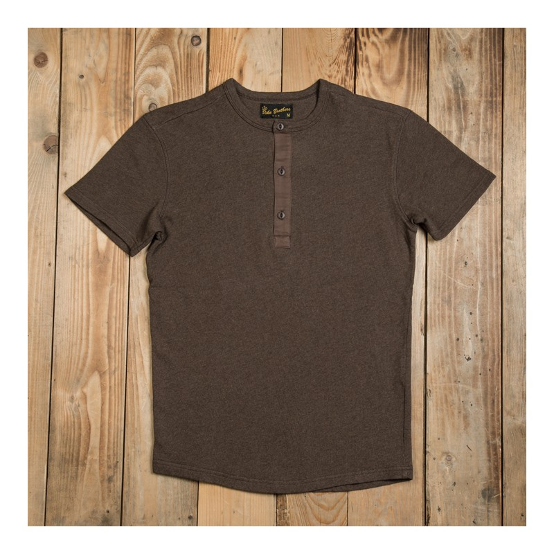 Utility shirt 1954 MC brown Pike Brothers