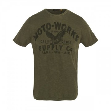 Tee shirt moto supply Johnson Motors