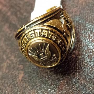 Bague US NAVY ring