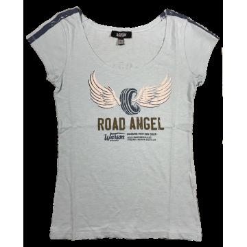 Tee shirt Road Angel Warson Motors