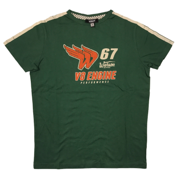Tee shirt V8 Engine Warson Motors