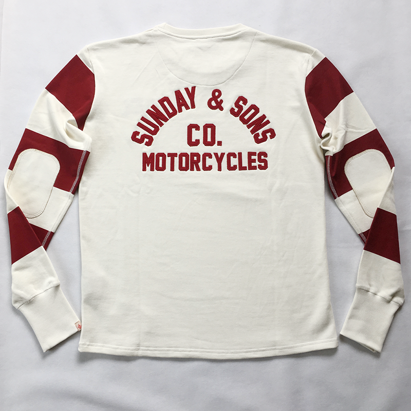 Sweatshirt motodrome Sunday Speedshop