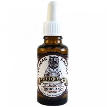 Huile à barbe senteur bois Mr bear