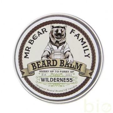 cire à moustache Mr Bear