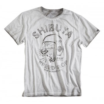 Tee shirt Shibuya Rokker