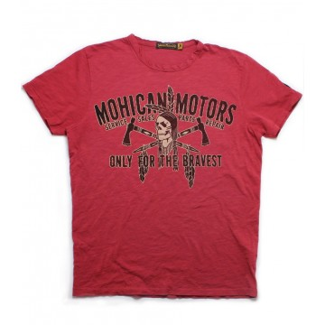 Tee shirt Mohican-Motors Johnson Motors