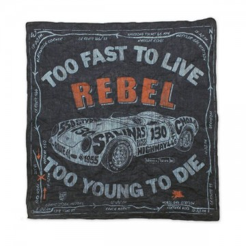 Bandana Rebel navy Johnson Motors