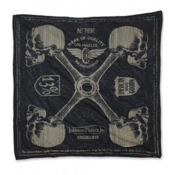 Bandana Four Points black Johnson Motors