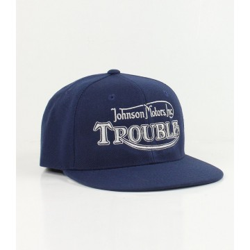 Casquette Trouble Garage Johnson Motors
