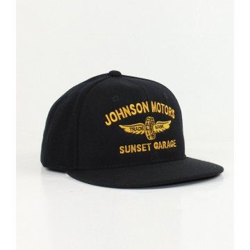 Casquette sunset Garage Johnson Motors