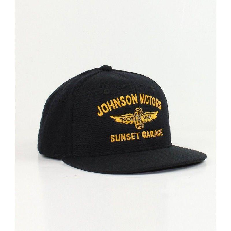 Casquette sunset Garage Johnson Motors
