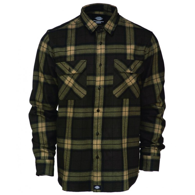 chemise flanel Brownsburg Dickies