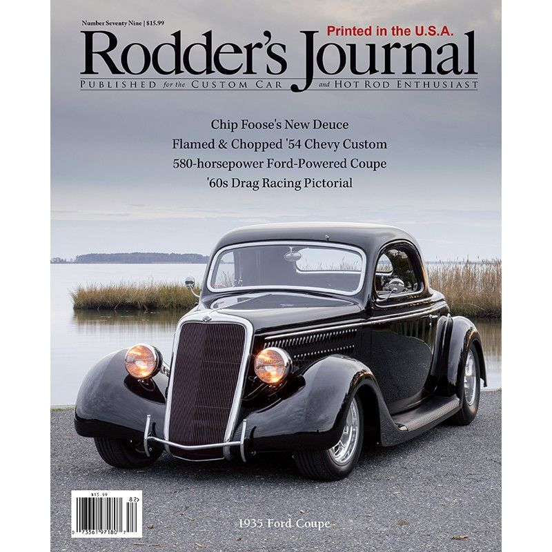 Rodder's journal n°79 cov A