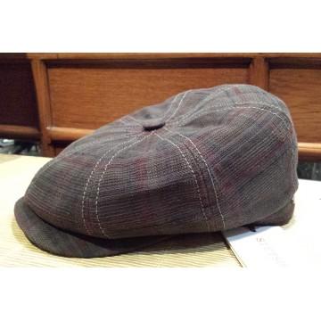 casquette hatteras coton Stetson