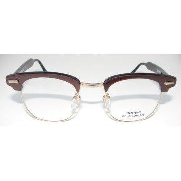 lunettes Ronsir mocha Shuron