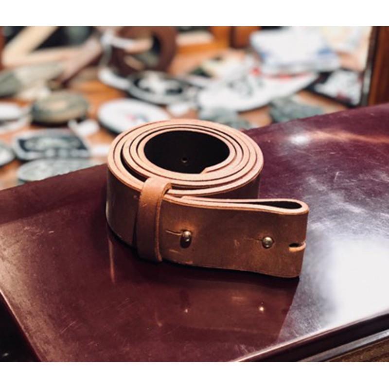 ceinturon cuir pour boucle de ceinture