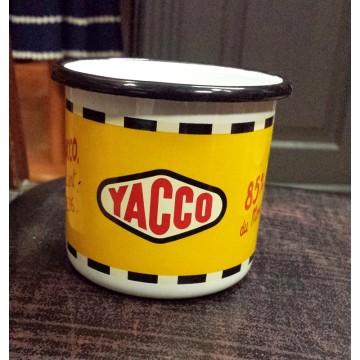 Mug Yacco métal émaillé