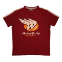 Tee shirt vintage racing Warson Motors