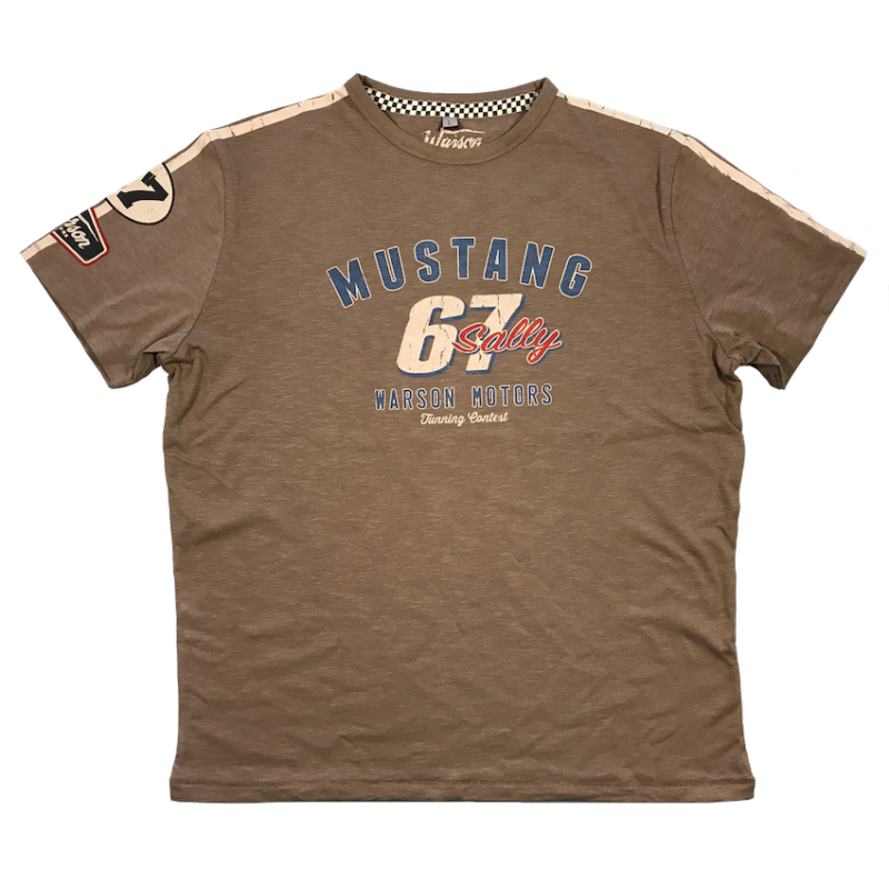Tee shirt mustang sally Warson Motors