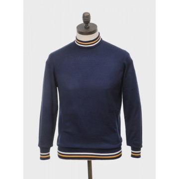 Polo tricot cycliste retro Haye