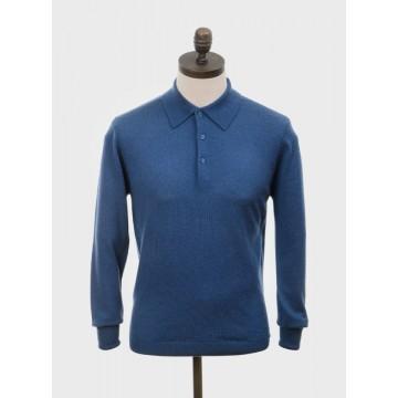 Polo tricot retro Mason
