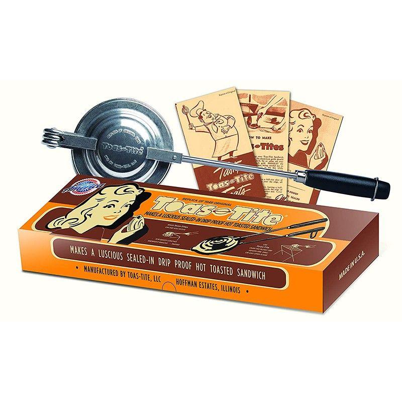 Toas-Tite retro box sandwich maker