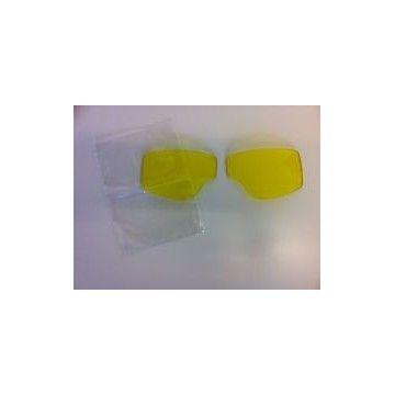 Oculaires jaunes Aviator Goggle